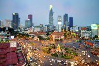 Sai Gon Vietnam